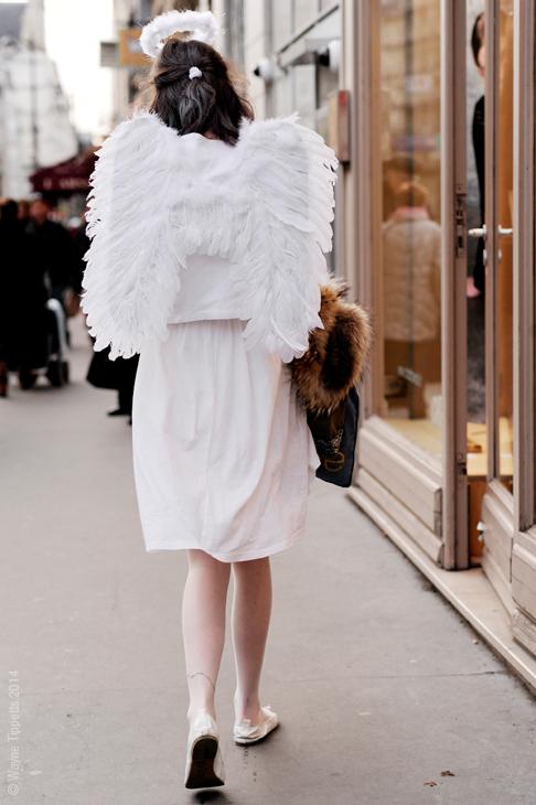 Street Style Aesthetic Wayne Tippetts Blog Archive Paris Angel Of Bastille